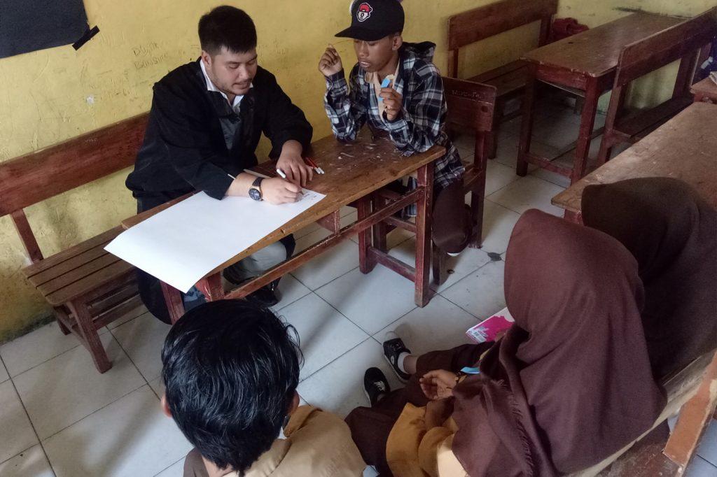 Kelas Inspirasi di SMP PGRI Pantura (TOH)
