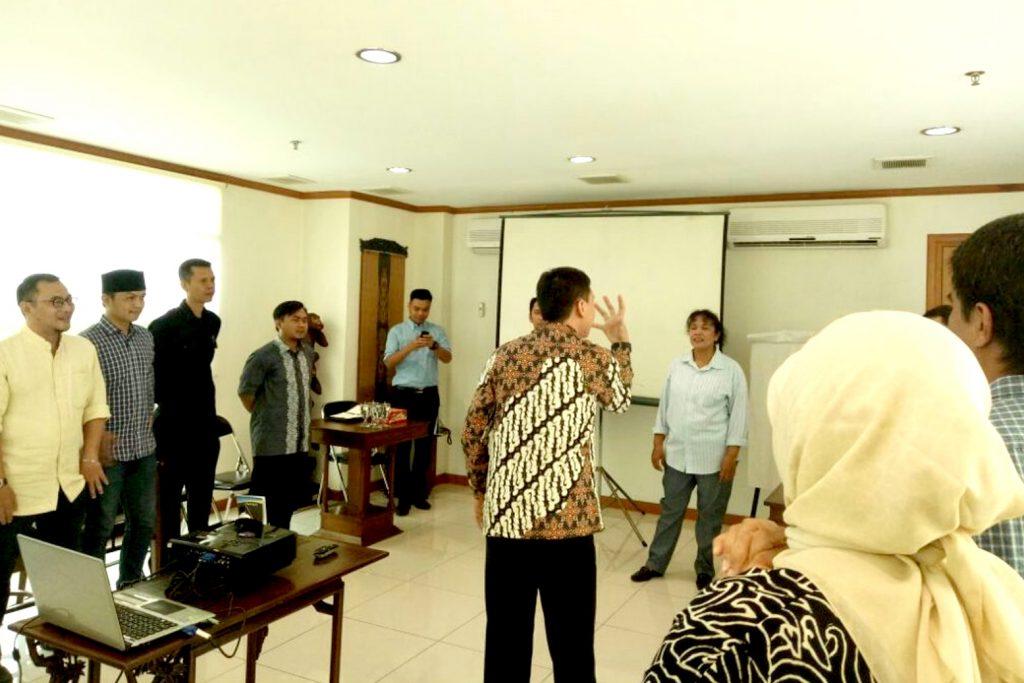 Workshop dan Pelatihan