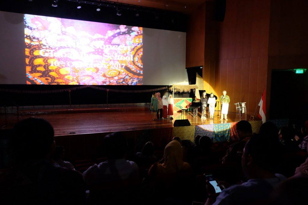 Charity Concert Global Jaya School