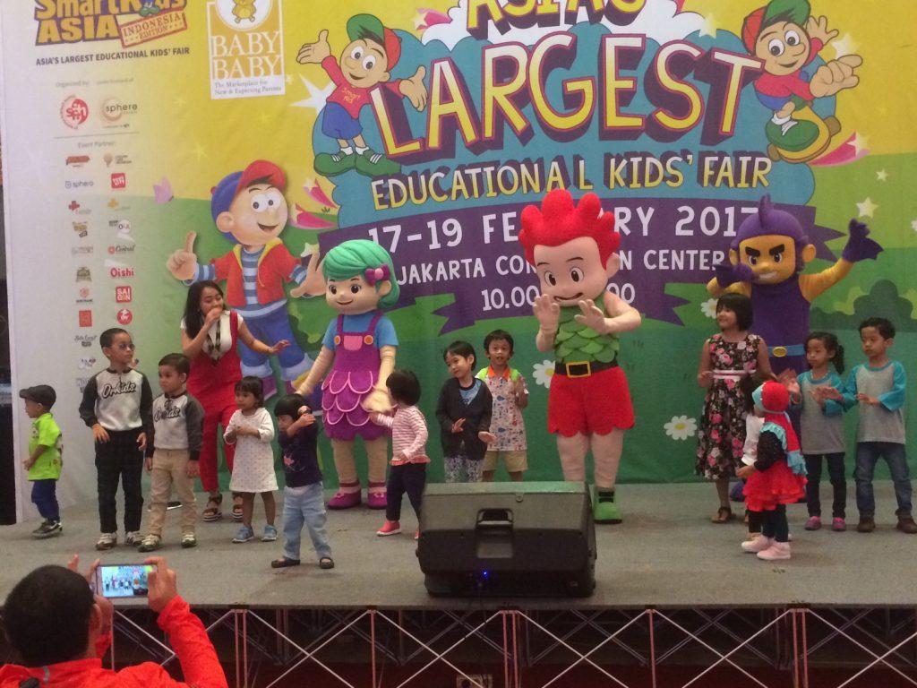 GNOTA di Smart Kids Asia 2017