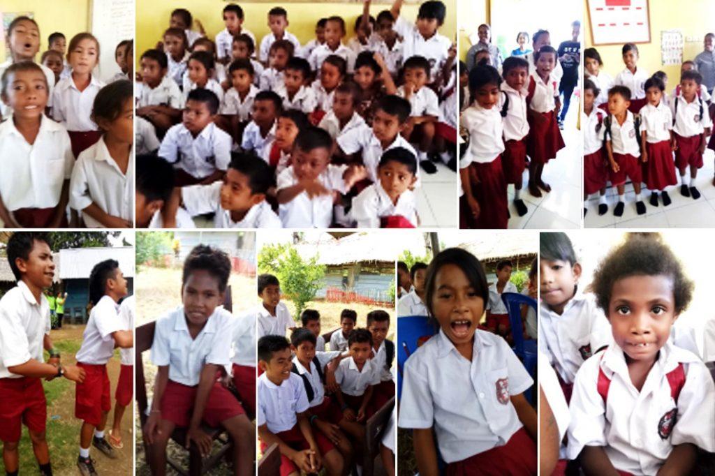Kunjungan ke Morotai dan Monitoring di Ternate