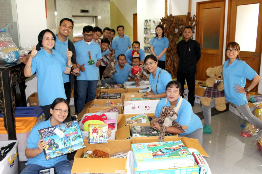 Garage Sale For Charity GNOTA (Maret 2018)