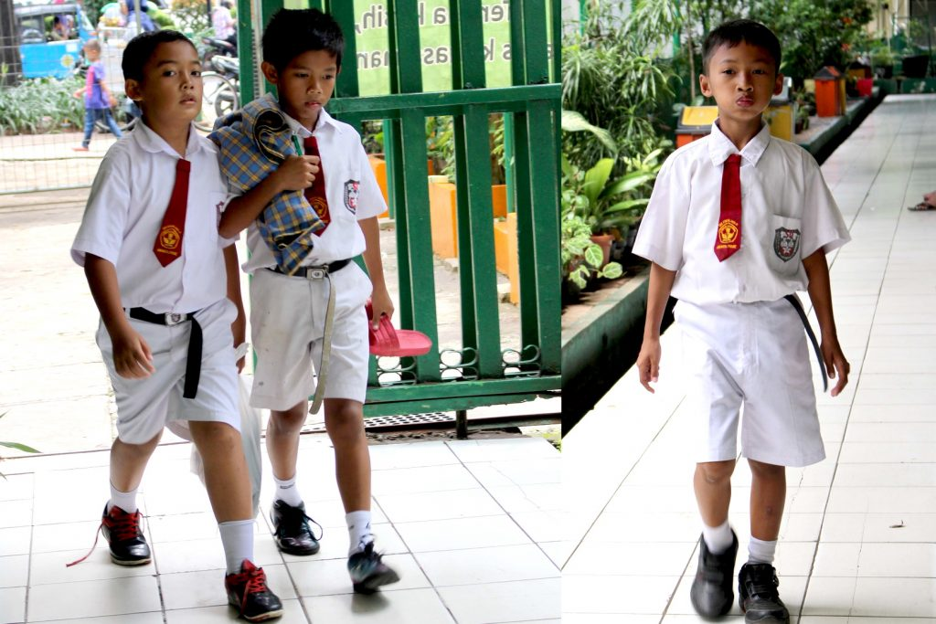 Survey Sekolah Jakarta