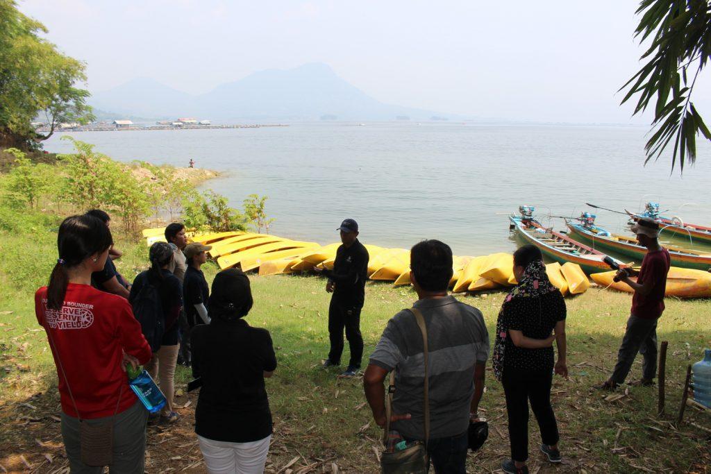 Sehari Bersama Outward Bond Indonesia