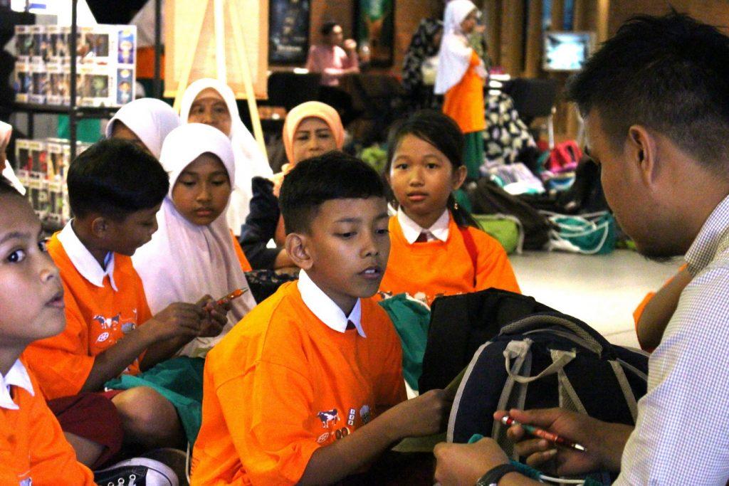 Opening Festival Film Sains Indonesia