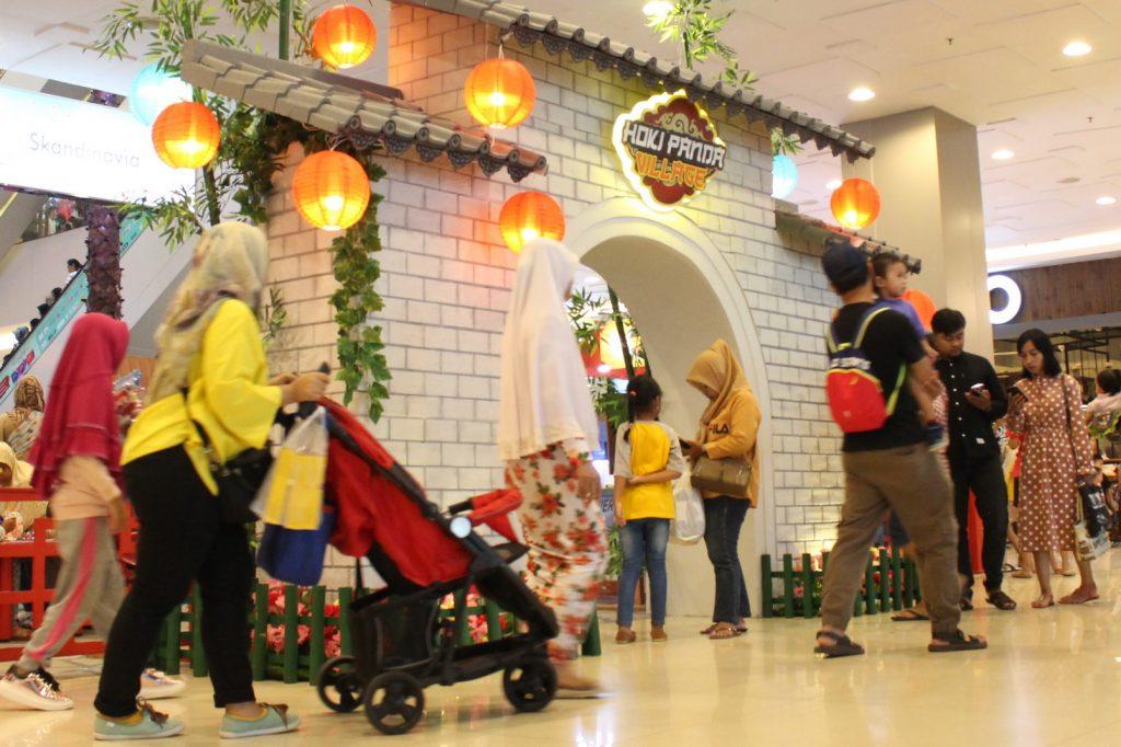 GNOTA Hadir Di Mall Tangerang City