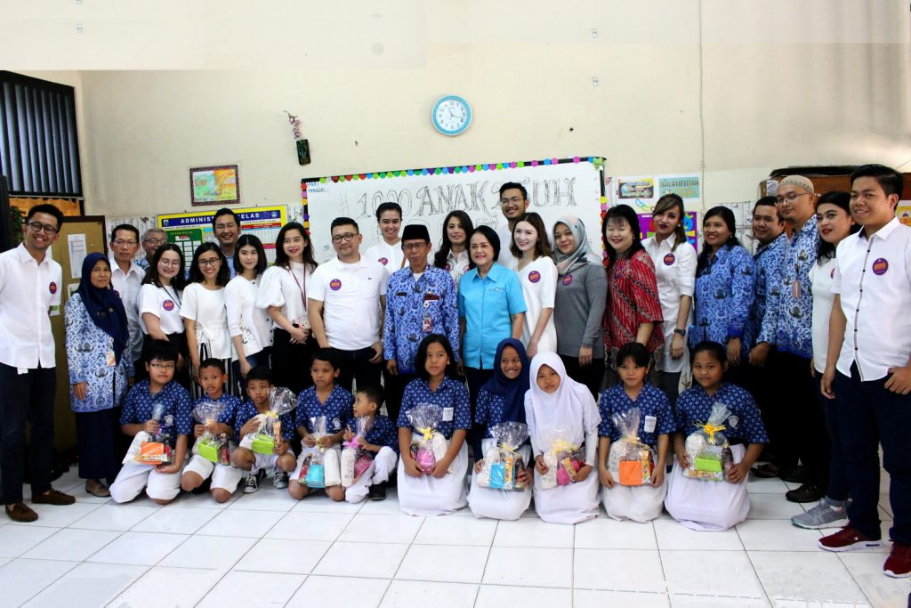 1000 Anak Asuh Grand Indonesia