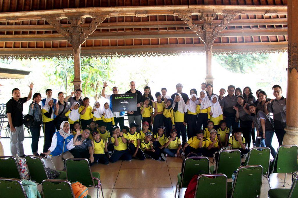 Sabtu Bersama Adik Deloitte Consulting Indonesia