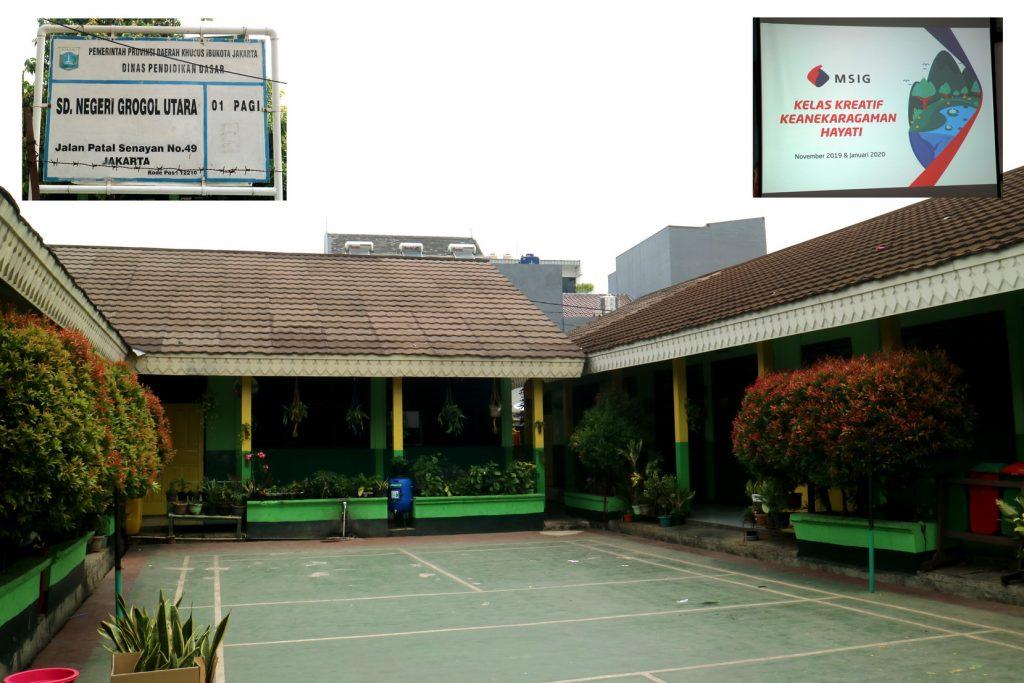 Kelas Kreatif PT. MSIG Indonesia, Jakarta