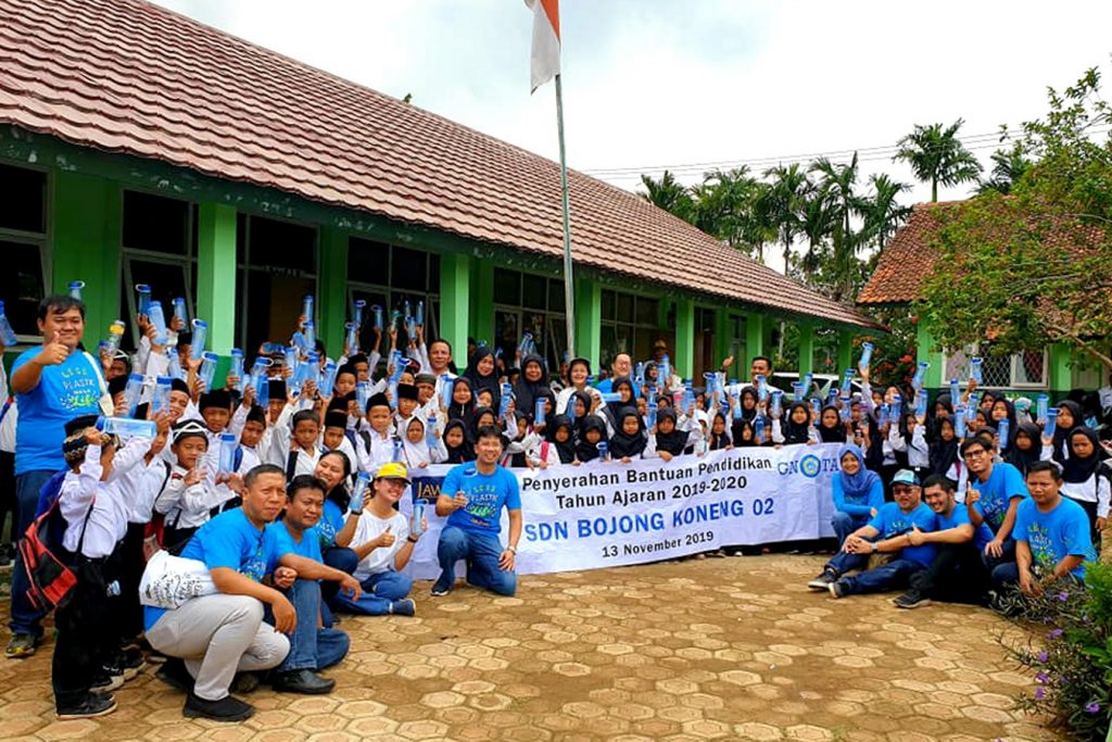 Program CSR PT. Jawa Power