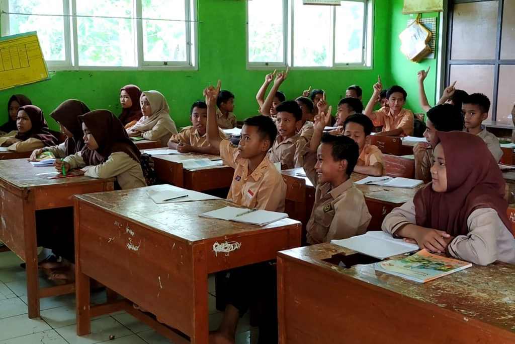 Survey Sekolah Untuk Donatur