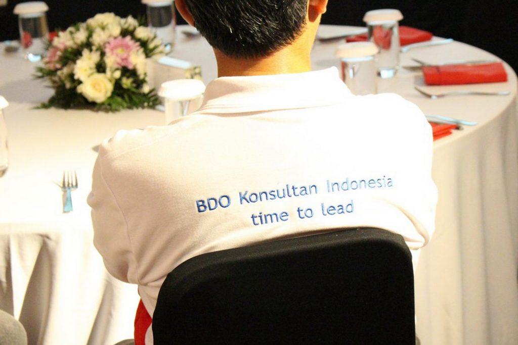 Simbolis Bantuan PT. BDO Konsultan Indonesia